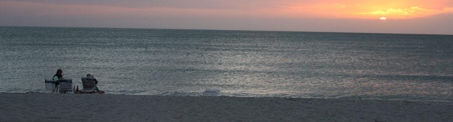 Life on the beach Longboat Key Florida