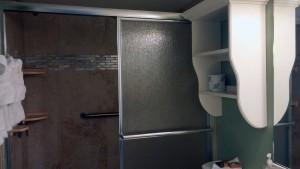 condo 201 shower