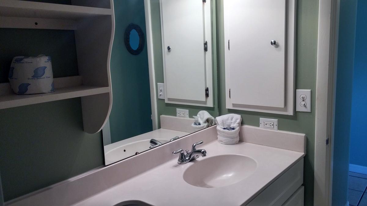condo 202 bathroom sink