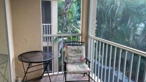 condo 74 patio