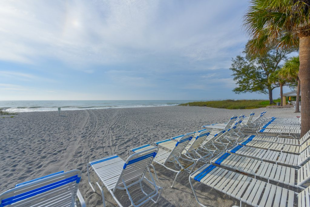 Turtle Crawl Beach Resort on Longboat Key