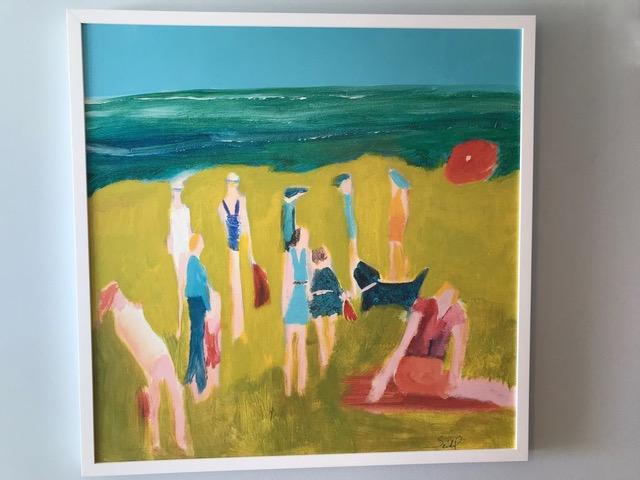 beach condo 101 art