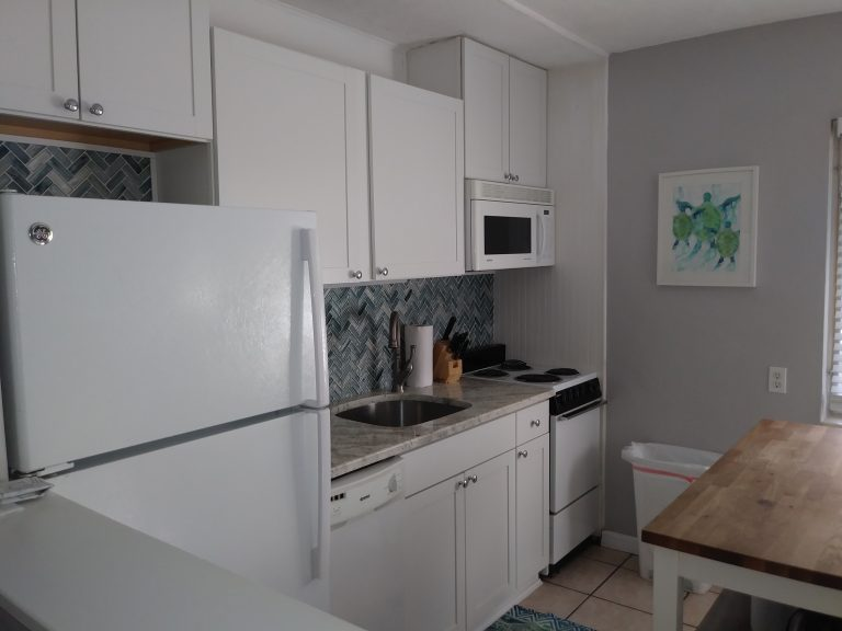 Villa 81 Kitchen Update 2018