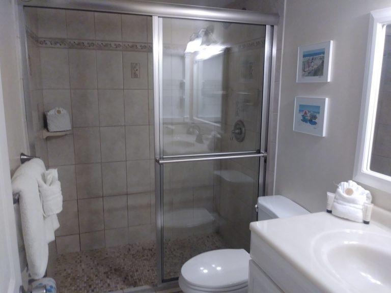 402 Bathroom-Walk in Shower