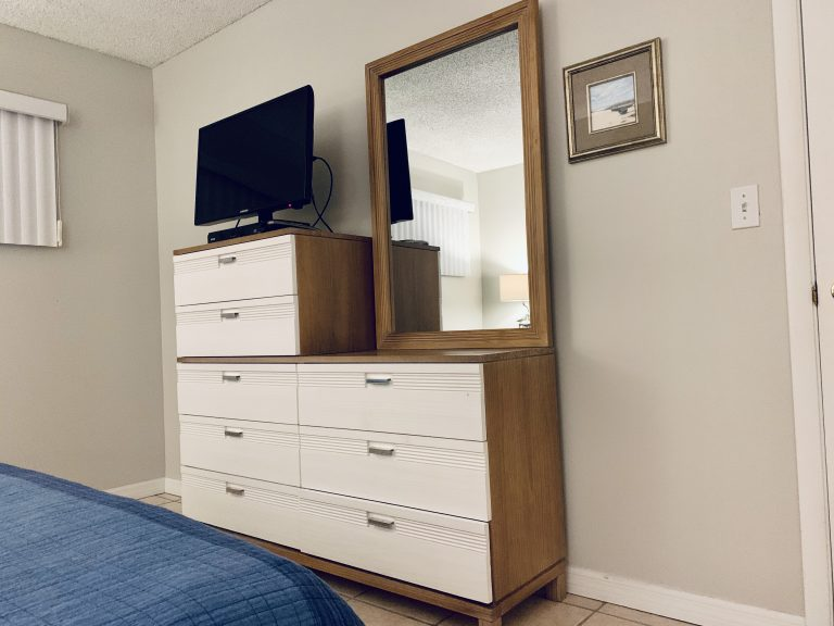 102 Bedroom TV