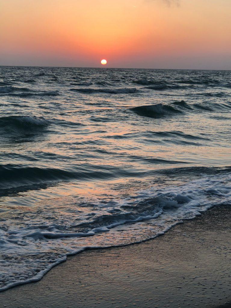 April 2020 Sunset