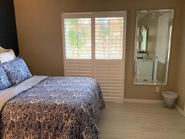 201 Bedroom view