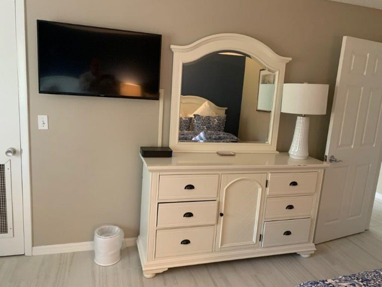 201-New dresser and tv