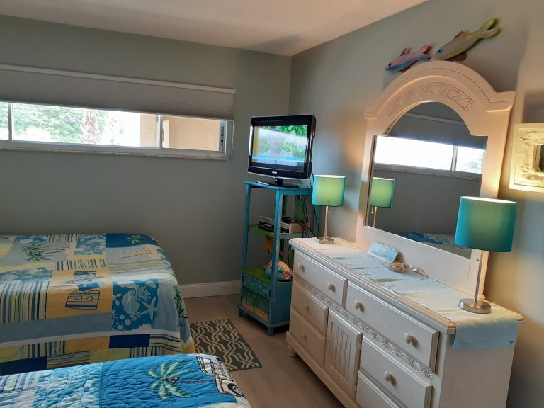 302 Bedroom TV 2021